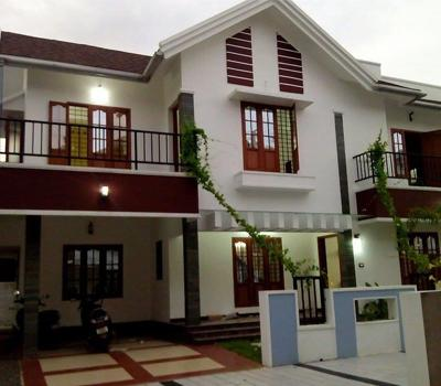 Developing the Most Comfort Living Atmosphere Villas near Pallikkara