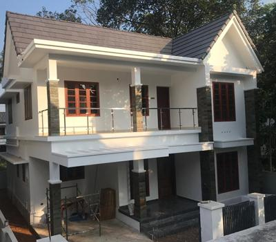 Living spacious villas near Infopark